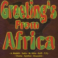 Greeting's From Africa